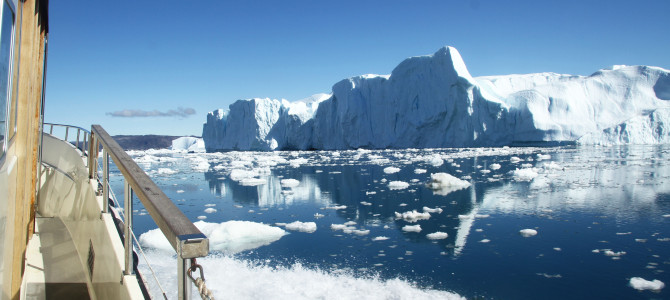 Travel in Greenland