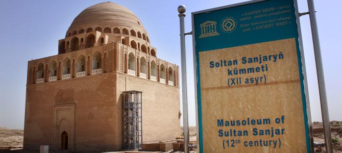 Travel in Turkmenistan